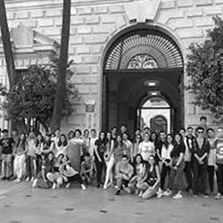 Visita Museo de Málaga. Curso 2018-2019.